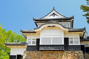 備中松山城の写真素材 [FYI04297378]