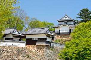 備中松山城の写真素材 [FYI04297379]