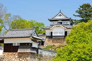 備中松山城の写真素材 [FYI04297380]