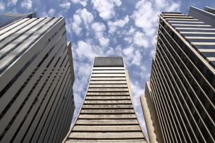 サンパウロのビジネス街の写真素材 [FYI04297662]