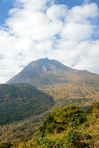雲仙岳平成新山の写真素材 [FYI04298512]