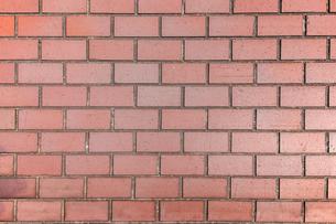 レンガ壁の背景素材の写真素材 [FYI04299060]