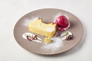 チーズケーキの写真素材 [FYI04299145]