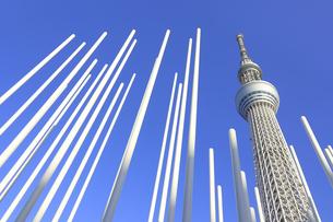 東京スカイツリーの写真素材 [FYI04299635]