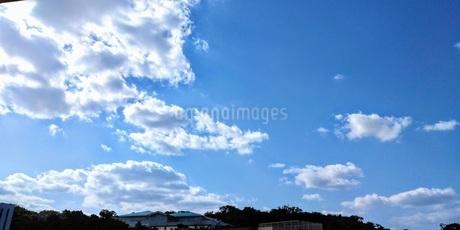 青空の写真素材 [FYI04299714]