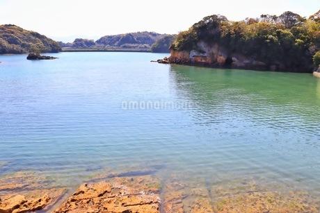 長崎県福島市の海の風景の写真素材 [FYI04299828]