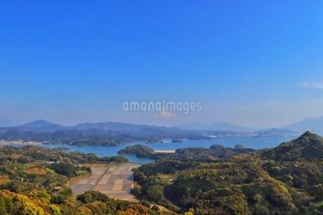 長崎県福島市の風景の写真素材 [FYI04299847]