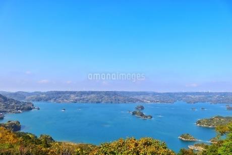 日本の長崎県福島市の風景の写真素材 [FYI04299852]