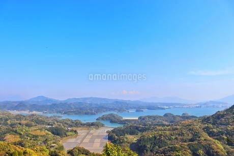 日本の長崎県福島市の風景の写真素材 [FYI04299855]