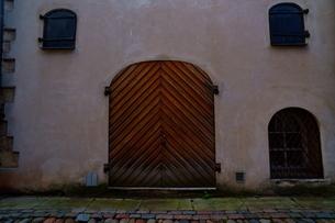 ラトビア旧市街地の写真素材 [FYI04300726]
