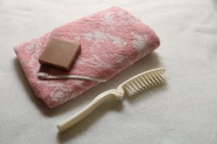 洗面道具の写真素材 [FYI04301084]