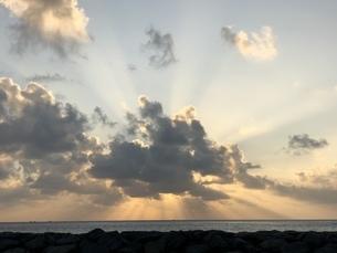 溢れ出る光の写真素材 [FYI04301161]