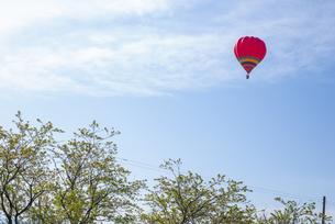 気球の写真素材 [FYI04301514]