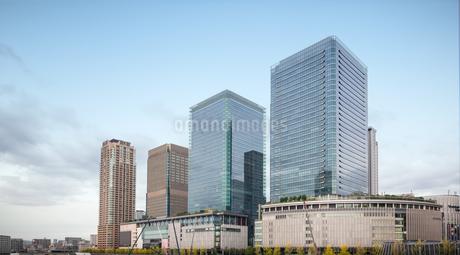 グランフロント大阪の全景の写真素材 [FYI04301535]