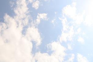 青空の写真素材 [FYI04301611]