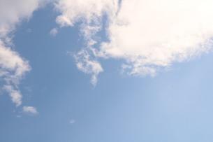 青空の写真素材 [FYI04301612]