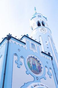 聖アルジュベタ教会(聖エリザベス教会)ブラチスラヴァ  スロバキア共和国の写真素材 [FYI04302054]