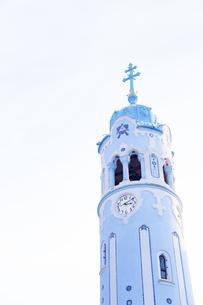 聖アルジュベタ教会(聖エリザベス教会)ブラチスラヴァ  スロバキア共和国の写真素材 [FYI04302055]