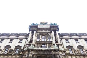 ノイエブルク(新王宮)  ウィーン  オーストリアの写真素材 [FYI04302067]