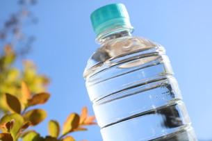 ペットボトルの水の写真素材 [FYI04302367]