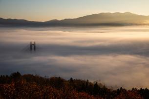 雲海の写真素材 [FYI04302830]
