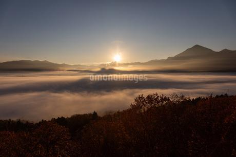 雲海の写真素材 [FYI04302831]