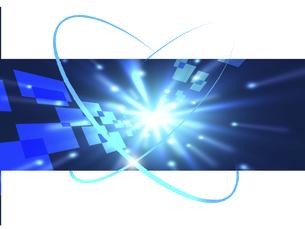 デジタル DX 未来 スペース 宇宙 テクノロジー 発明のイラスト素材 [FYI04302901]