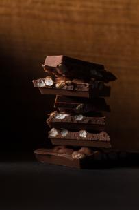 チョコレートの写真素材 [FYI04303457]