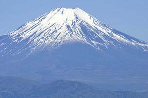 春富士眺望の写真素材 [FYI04304356]