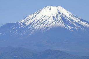 春富士眺望の写真素材 [FYI04304357]