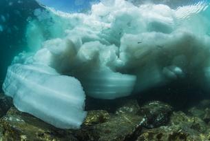 流氷の写真素材 [FYI04304719]