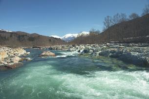 寒河江川の写真素材 [FYI04305130]
