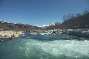 寒河江川の写真素材 [FYI04305131]