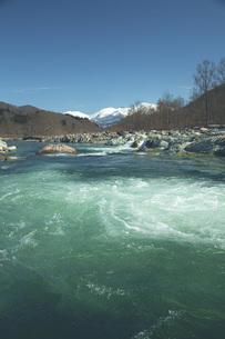 寒河江川の写真素材 [FYI04305133]