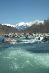 寒河江川の写真素材 [FYI04305136]