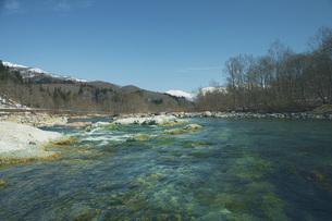 寒河江川の写真素材 [FYI04305137]