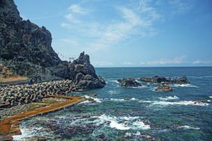 日本海の写真素材 [FYI04305168]