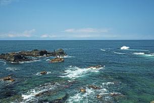 日本海の写真素材 [FYI04305169]