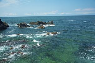日本海の写真素材 [FYI04305171]