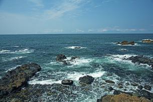 日本海の写真素材 [FYI04305172]