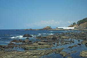 日本海の写真素材 [FYI04305173]