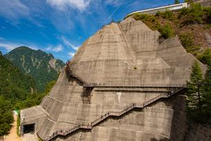黒部ダムの写真素材 [FYI04305822]
