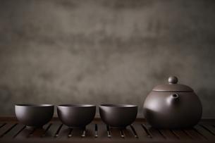茶器の写真素材 [FYI04306348]
