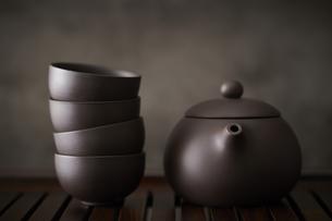 茶器の写真素材 [FYI04306352]