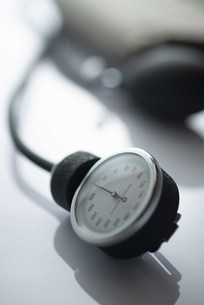 血圧計の写真素材 [FYI04307596]