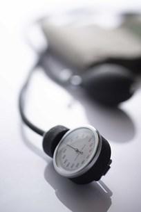 血圧計の写真素材 [FYI04307597]