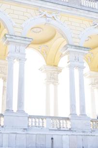 シェーンブルン宮殿  グロリエッテ ウィーン  オーストリアの写真素材 [FYI04308041]
