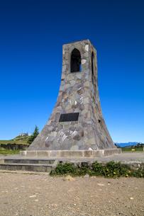 信州 長野県小県郡長和町美ケ高原の美しの塔の写真素材 [FYI04310375]