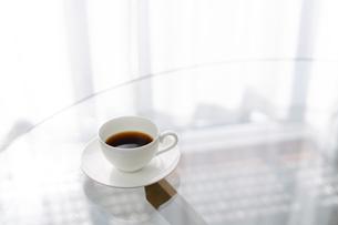 コーヒーの写真素材 [FYI04310434]