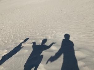 砂浜の写真素材 [FYI04310942]
